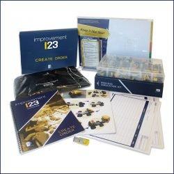 Get an Improvement 123 kit